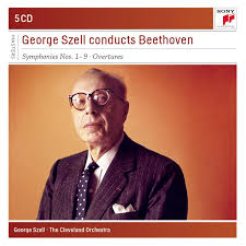 George Szell Conducts Beethoven Symphonies & Overtures (Sony Classical Masters)